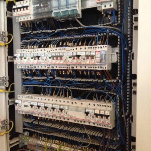 Progettazione impianti elettrici Milano
