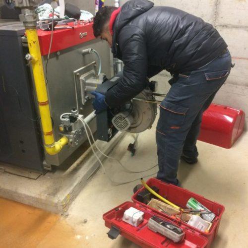 Manutenzione impianti elettrici e tecnologici a Milano